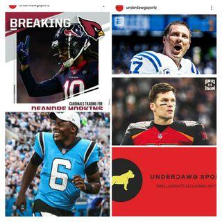 UnderDawg Sportz (NFL Free Agency Frenzy) KD/corona