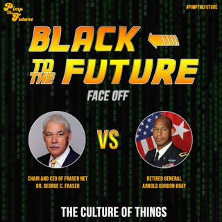 Black To The Future:  The Culture of Things