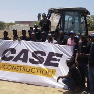 Ascolta la news sulla consegna di 125 mezzi Case Construction Equipment al Ministero dei Trasporti dell'Angola