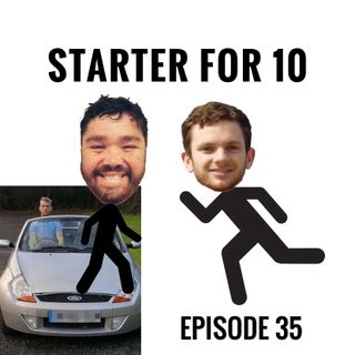 Episode 35 - Man Arrested for Being too Tall for his Car to German Autobhan Safety