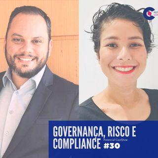 #030 Potencial Compliance Cast   Além da Governança, com Fabio Brasiliano