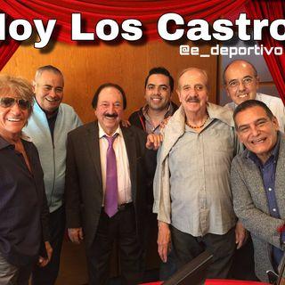 Hoy Los Castroooo en Espacio Deportivo de la Noche 24 de Mayo 2019