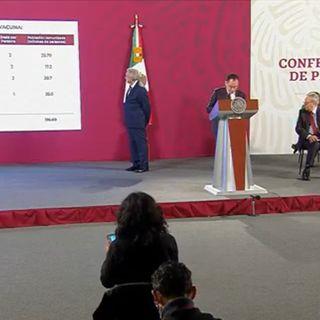 México asegura vacuna contra Covid-19 por 35 mmdp