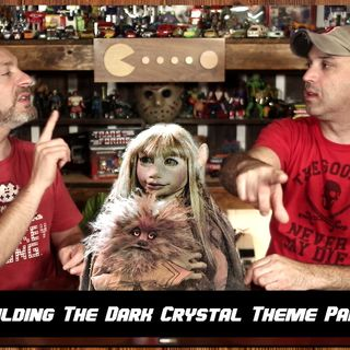 The Dark Crystal: Land of Thra Theme Park is Open!