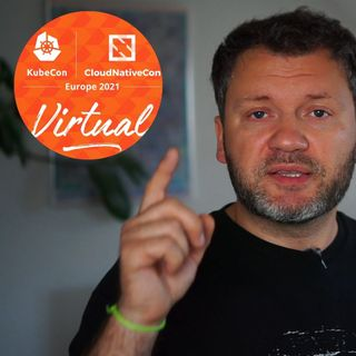 #55 KubeCon Europe 2021 Digest: Day One