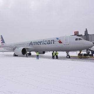 American Airlines sin fecha para reanudar vuelos a Venezuela