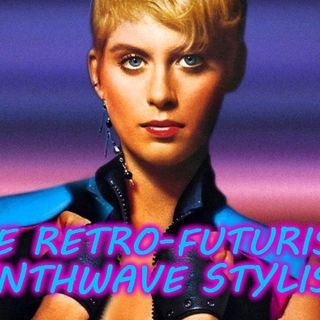 The Retro-Futuristic Synthwave Stylistic 2!