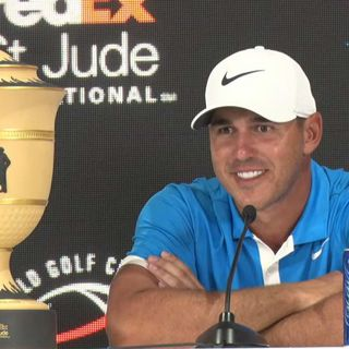 FOL Press Conference Show-Mon July 29 (WGC Memphis-Brooks Koepka)