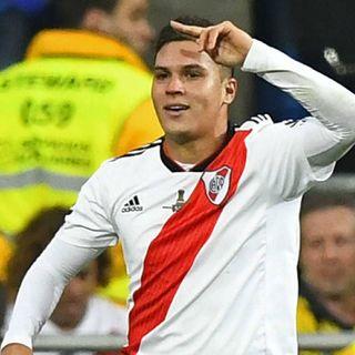 River Plate recibe oferta de Catar por el Colombiano JF Quintero