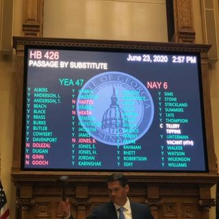 Hate Crime Bill 426 Is Approved In Georgia