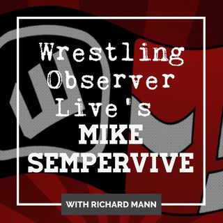 Mike Sempervive explains the crossover when college wrestlers head to professional wrestling - Matside Ep. 5