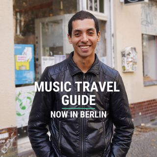 #21 Berlin Music Scene with Melissa Perales
