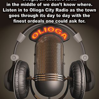 Olioga City Radio News with Graham Pyrcell (Ep. 7)