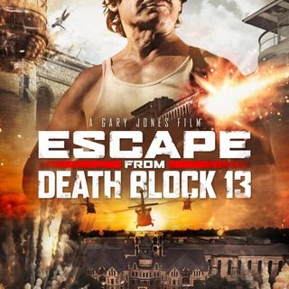 ESCAPE FROM DEALTH BLOCK 13 - MOVIE CAST