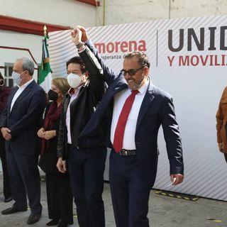 Candidato de Morena en Chihuahua, presenta plan de gobierno