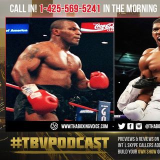 "☎️Ruiz vs Joshua 2 Ruiz⚠️WARNS Joshua, Mike Tyson Style ""Everyone Got A Plan Until They Get Hit""🤪"
