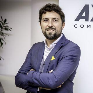 """IL PROTAGONISTA - Matteo Scomegna (Axis): """"La videosorveglianza non riguarda solo la sicurezza"""""""