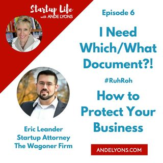 Legal Documents Every Startup Needs to Protect Their Business