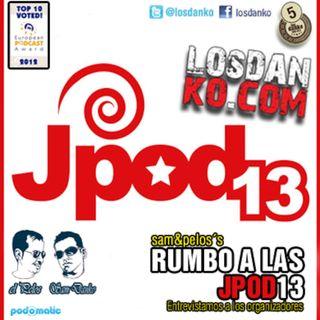 Rumbo a las Jpod13