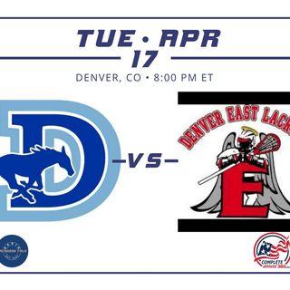#2 Dawson (4A) vs Denver East (5A) - CO HS