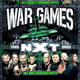 TV Party Tonight: NXT TakeOver - WarGames (2020)