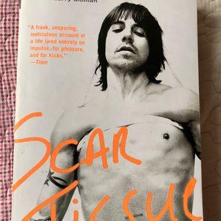 Los libros del Huato - Scar Tissue de Anthony Kiedis