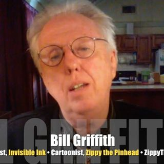 Invisible ink makes Bill Griffith's first graphic novel appear! INTERVIEW