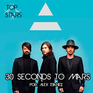 #6 Top Stars - 30 Seconds To Mars