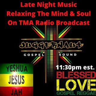 "Gospel Music Reggae Style On ""TMA RADIO BROADCAST"""