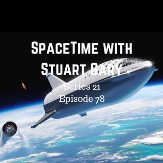 78: Evidence for a third Magellanic Cloud - SpaceTime with Stuart Gary Series 21 Episode 78