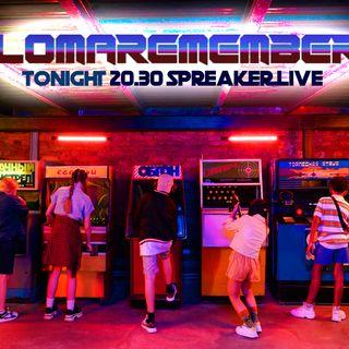 LOMAREMEMBER #80S NIGHT