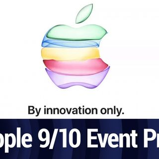 Apple 9/10 Event Preview: By Innovation Only | TWiT Bits