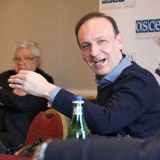 Il sottosegretario Guglielmo Picchi: I terrapiattisti? Sono i sostenitori di Nardella! (13-05-19)