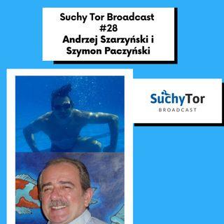 Pływanie jest sztuką, metodyka nauką. Andrzej Szarzyński i Artur Paczyński w Suchy Tor Broadcast #28