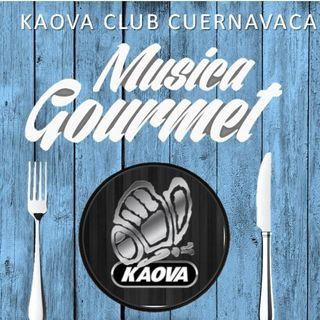 MÚSICA GOURMET- KAOVA R@DIO