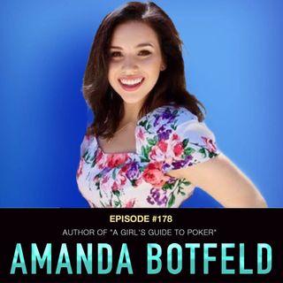 "#178 Amanda Botfeld: Author of ""A Girl's Guide to Poker"""