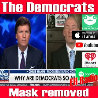 Morning moment Tucker Carlson Democrats mask removed Nov 6 2018