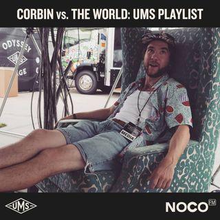 CVTW 046: Corbin's UMS Playlist