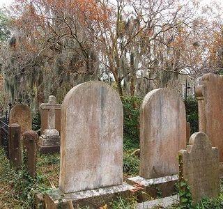 Ep. 206 - Haunted Cemeteries 1