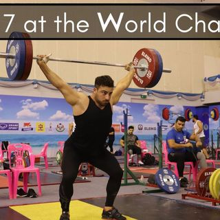 World Champs Day 7 | Rostami ft. Norik Vardanian (joins at 30 mins)