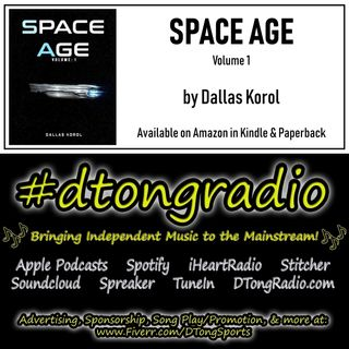The Best Indie Music on #dtongradio - Powered by Space Age: Volume 1 on Amazon