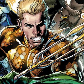 Source Material #202: Aquaman And The Others (DC Comics, 2012)
