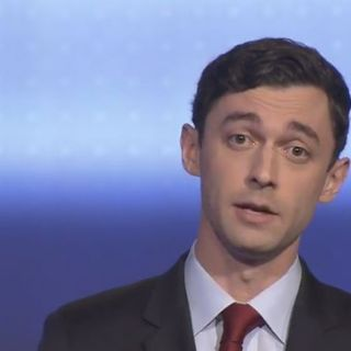 Jon Ossoff Sets Out To Make Trump And GA-06 Blue