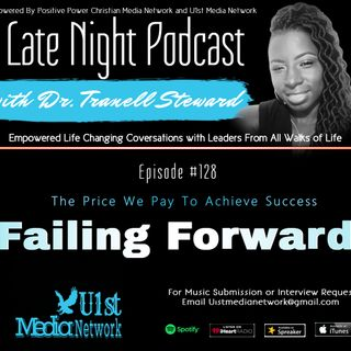 Late Night with Dr. Tranell Steward