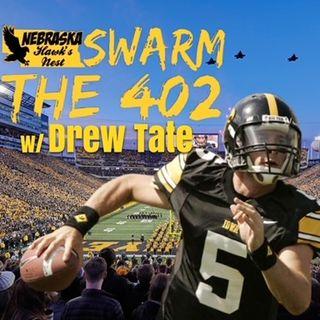 Swarm the 402 Podcast with Drew Tate!