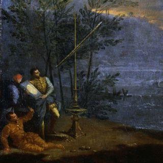 Muzea Watykańskie #10 - Donato Creti - Obserwacje Astronomiczne