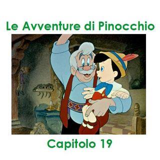 Le Avventure di Pinocchio - Capitolo 19 - Fine