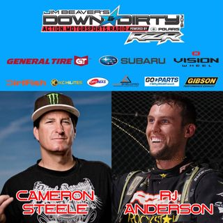 #354 – Cameron Steele & RJ Anderson On Air!
