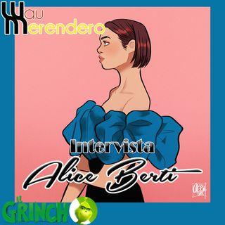 Il Grinch ed intervista ad Alice Berti - WauMerendero 5x08