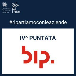 #ripartiamo con: Bip